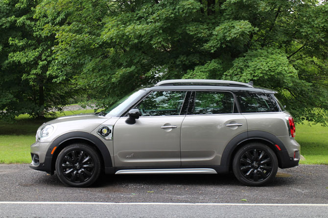 10. Mini Countryman 2018.