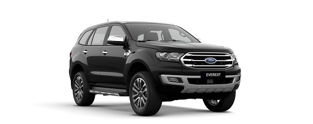 SUV Ford Everest 2019